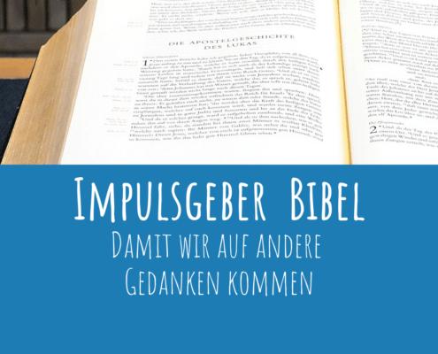Predigreihe mit Texten aus der Apostelgeschichte
